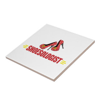 Funny Shoes Tile