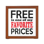 Funny Shopper Free is One of My Favorite Prices Pencil Holder