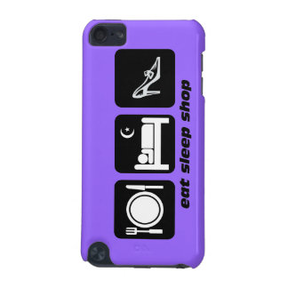 funny shopping iPod touch (5th generation) cases