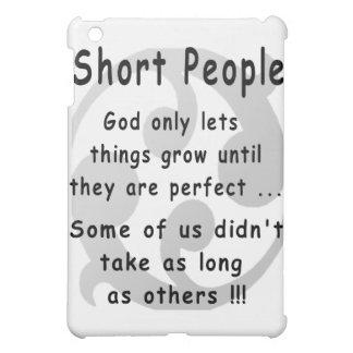 Funny Short People Revenge. iPad Mini Covers