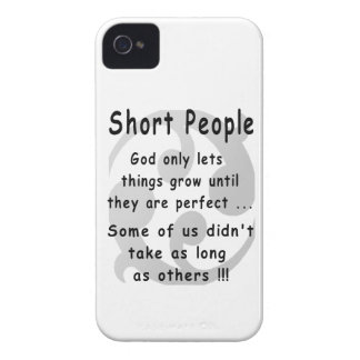 Funny Short People Revenge. iPhone 4 Cover