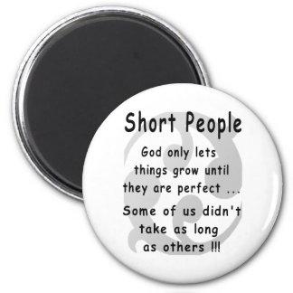 Funny Short People Revenge. Magnet
