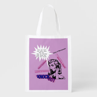 Funny Signs of Menopause Market Totes