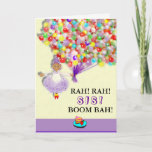"funny sister birthday card<br><div class=""desc"">Personalized birthday cheer for your older sister or aging best friend on her birthday.</div>"