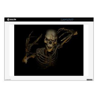 Funny Skeleton Decals For Laptops