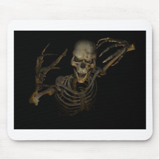Funny Skeleton Mouse Pad