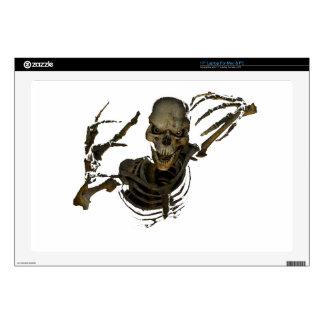 Funny Skeleton Skin For Laptop