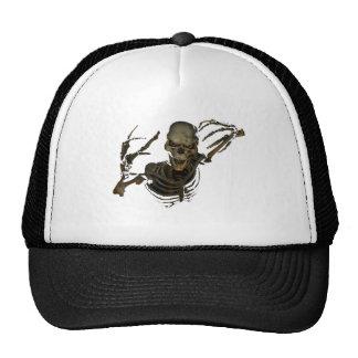 Funny Skeleton Trucker Hat