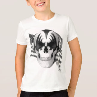 Funny Skulls punk band T-Shirt