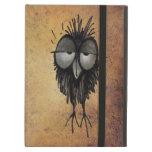 Funny Sleepy Owl Cover For iPad Air