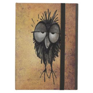 Funny Sleepy Owl iPad Air Covers