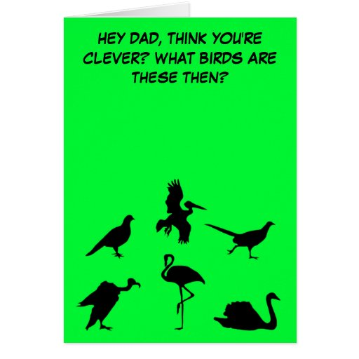 Funny slightly rude father s day greeting cards zazzle