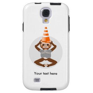 Funny Sloth Be A Unicorn Galaxy S4 Case