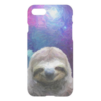 Funny Sloth Meme On Galaxy iPhone 8/7 Case