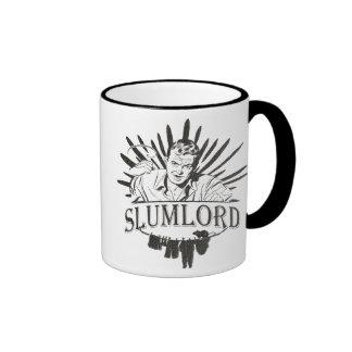 Funny Slumlord Mugs