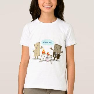 Funny - S'Mores Group Hug T-Shirt
