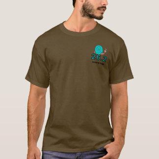 Funny snail marathon T-Shirt