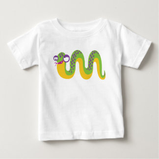 Funny Snake Baby T-Shirt