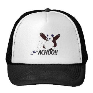 Funny Sneezing Panda Trucker Hat