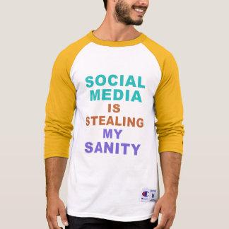 """Funny """"Social Media"""" shirts & jackets"""