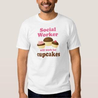 Funny Social Worker Shirt