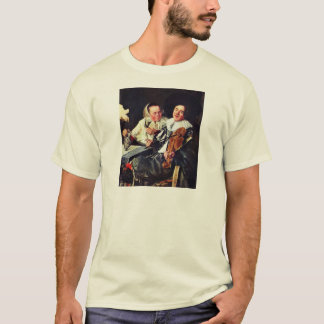Funny Society By Leyster Judith (Best Quality) T-Shirt