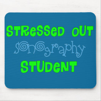 Funny Songraphy Student Gifts Mouse Pad