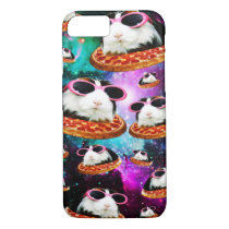 Funny space guinea pig iPhone 8/7 case