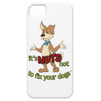 Funny spay / neuter iPhone 5 cases