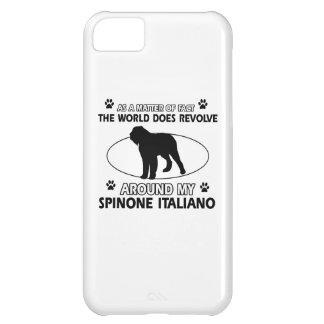 Funny spinone italian designs iPhone 5C cover