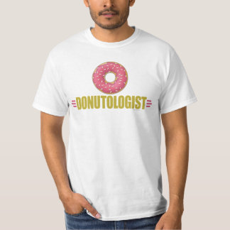 Funny Sprinkle Donut Lover T-Shirt