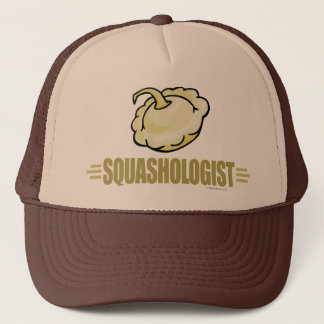 Funny Squash Trucker Hat