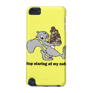 funny squirrel iPod touch 5G case