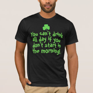 Funny St Paddys Day Irish T-Shirt