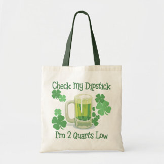 Funny St Patrick s Day Gift Canvas Bags