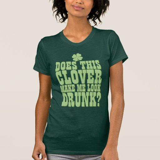 Funny St Patricks Day Drinking Tshirt