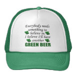 Funny St. Patrick's Day Gift Mesh Hat