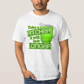 Funny St. Patrick's Day Green Beer T-Shirt