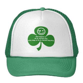 funny St Patrick's Day Hats