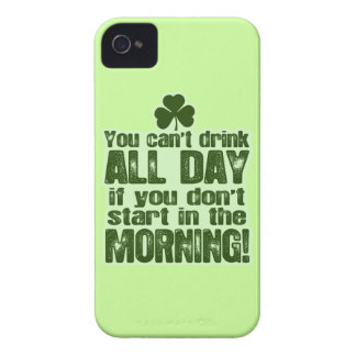 Funny St Patrick's Day Irish iPhone 4 Cover