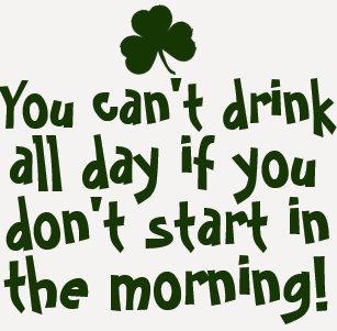 be51ac3c4 Funny St. Patrick's Day T-Shirts | Zazzle