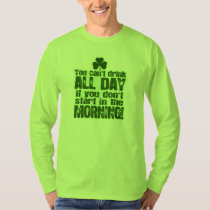 Funny St Patrick's Day Irish T-Shirt