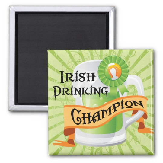 Funny St. Patrick's Day Magnets