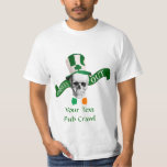 Funny  St Patrick's Day T-shirt at Zazzle