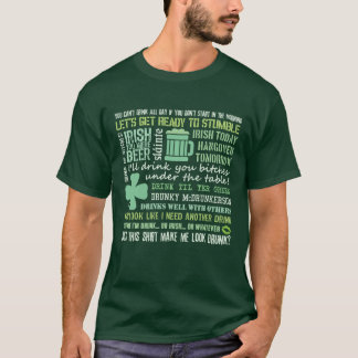 Funny St. Patrick's Day T-Shirt