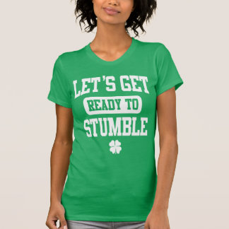 Funny St. Patrick's Day Womens Shirt