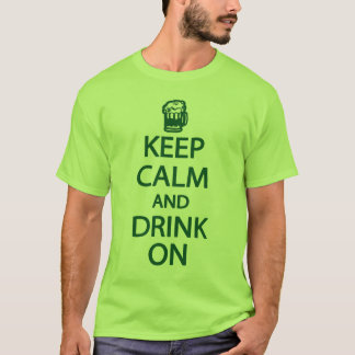 Funny St. Patrick's T Shirt (Light Shirts)