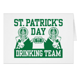 Funny St. Patricks's Day Cards