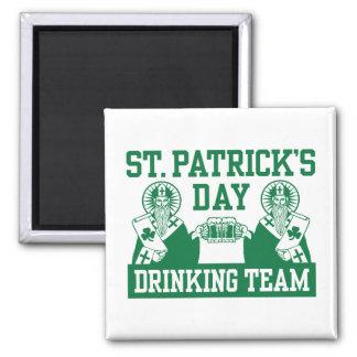 Funny St. Patricks's Day Magnet