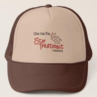 Funny Star Treatment Trucker Hat